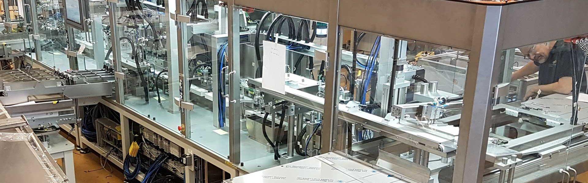 Medtech Assembly Line