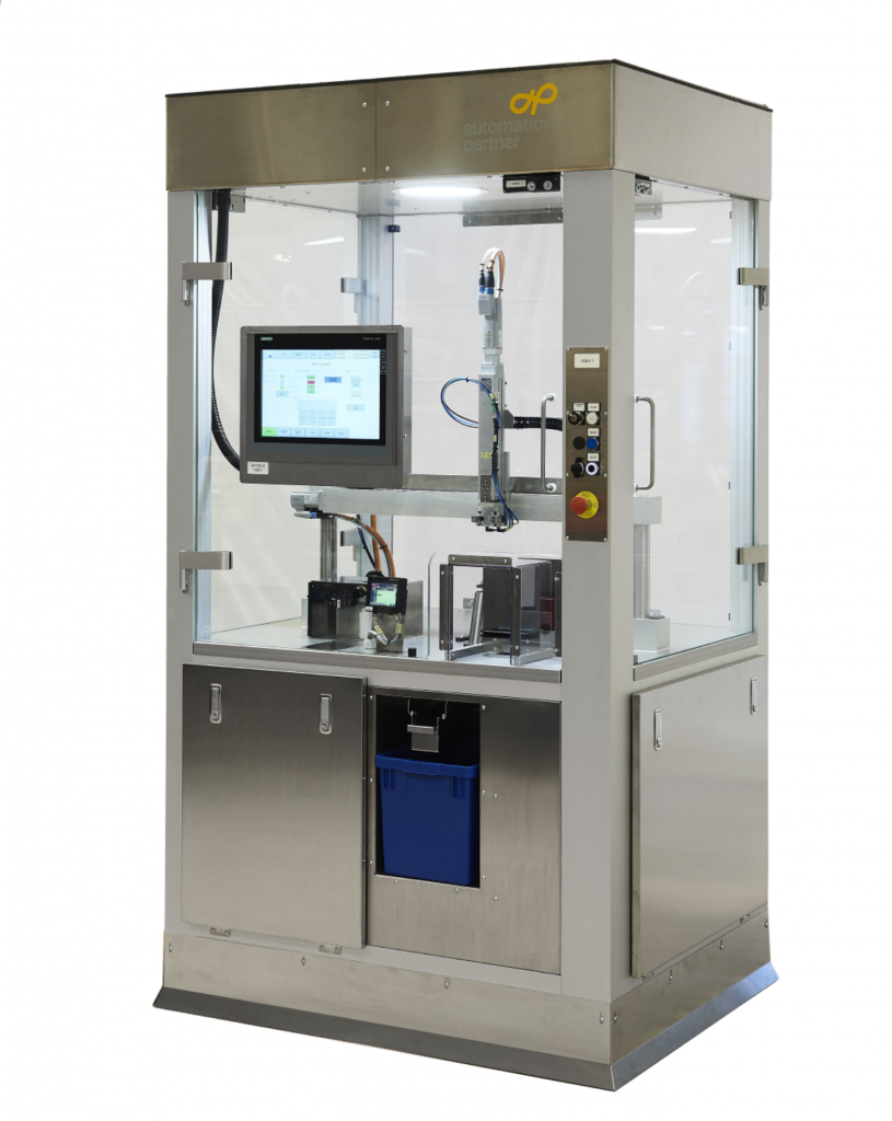 AutoInjector Test System SA-41
