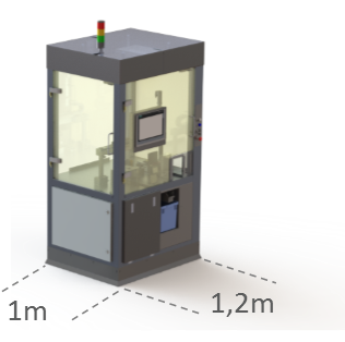 Autoinjector Test System with Small Footprint