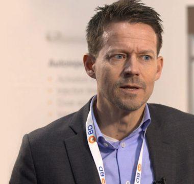 Henrik Rosengren Speaks at Pharmapack