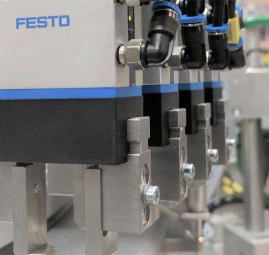 Festo Autoinjector Components